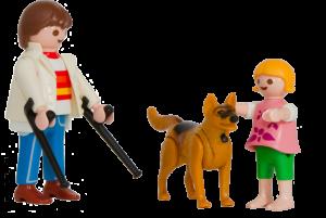 man-crutches-dog-girl