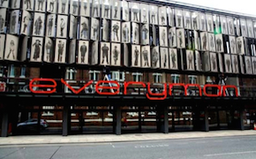 front elevation of Everyman theatre